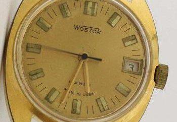 Zegarki w Rosji. Rosyjscy producenci godzin