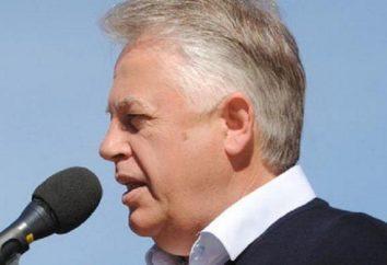 Simonenko Petr Nikołajewicz: biografia i zdjęcia. Pierwszy sekretarz Komitetu Centralnego Komunistycznej Partii Ukrainy (KPU)