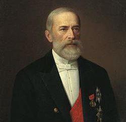 Bunge Nikolay Hristianovich: krótka biografia