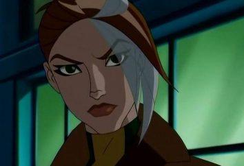 X-Men Rogue: Schauspielerin, Foto, die Fähigkeit,