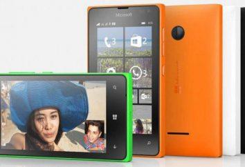 Microsoft Lumia 435 teléfono inteligente: una visión general, características y opiniones