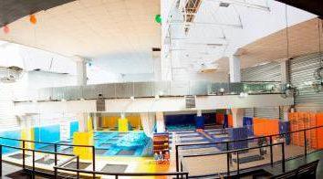 """Centrum trampolina na """"Savelovskaya"""": zdjęcia i opinie gości"""