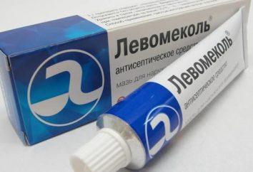 Pommade « Levomekol » pendant la grossesse