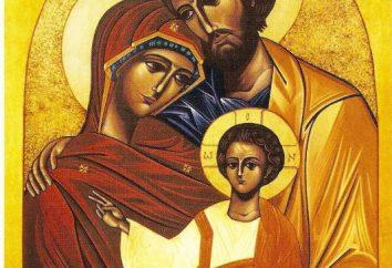 """Icona """"La Sacra Famiglia"""" – uno dei santuari più controversi del Cristianesimo"""