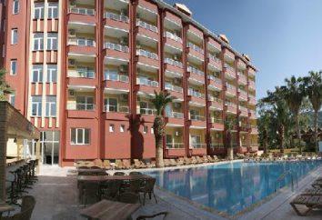 Vela Hôtel 3 * Içmeler (Icmeler, Marmaris, Turquie): description de l'hôtel et commentaires
