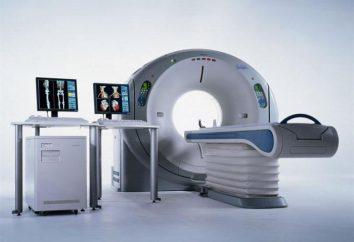 Qual a diferença entre CT e MRI? Características distintivas da Tomografia