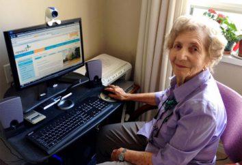 Jak nasi drodzy dziadkowie próbują opanować komputer