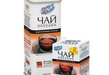 """Tea """"Pohudin"""" (Gewicht verliert in einer Woche): Bewertungen und Eigenschaften des Produkts"""