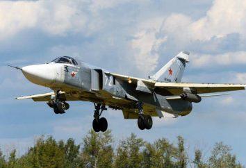 "Samolot ""Su-24m2"": opis, charakterystyka i historia"