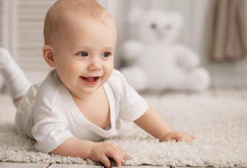 Gimnastyka dla dziecka (3 miesiące): Zalecenia
