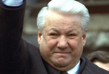 Il primo presidente della Russia: la biografia, la storia e le caratteristiche del Consiglio