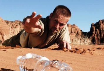 Wie viele Menschen kann ohne Wasser leben und wie mit Austrocknung umgehen?