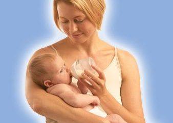 Choisir un mélange de lait acide pour les nouveau-nés