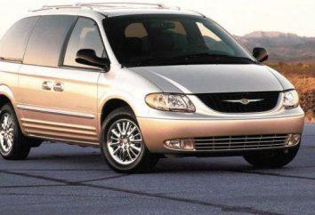 "Meilleur mini-fourgonnette « Chrysler ». Chrysler Voyager, ""Chrysler Pacifica"", ""Chrysler Town and Country"": description, caractéristiques"