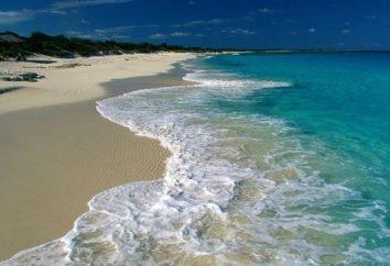 In einem heißen Land erwartet Tunesien Strand Gäste von April bis Oktober