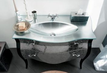 Ce qui devrait être un évier pour la salle de bain?