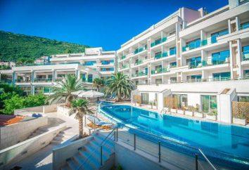 Hotel Monte Casa 4 * (Montenegro / Budva Riviera): fotos y comentarios