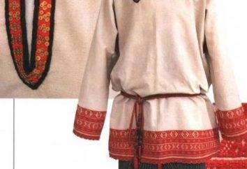 costume folklorique russe et ses caractéristiques