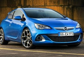 Présentation du hayon chaud « Opel Astra OPS »