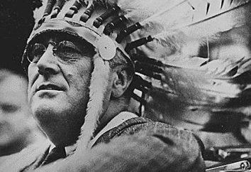 Ruzvelt Franklin: biografia, narodowość, działalność. Prezydent Roosevelt i kobiety