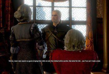 """""""The Witcher 3"""" – scuole armatura serpente. Istruzioni per l'ottenimento di"""