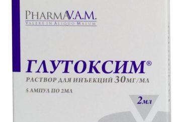 Glutoxim: instruções de uso, revisões
