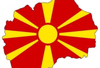 Flaga Macedonii: historia i opis. Herb Republiki Macedonii jako symbol powrotu do historycznej genezy