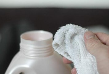 Come pulire di mani panno spesso a casa: un certo numero di modi