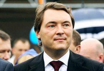 Andrey Molchanov: Biografie, Karriere, politische Aktivitäten