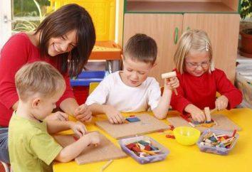 Empfehlungen, wie das Kind in einem anderen Kindergarten zu übertragen
