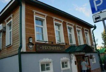 "Restauracja ""Vasnetsov"" (Kirov): opis, menu, recenzje"