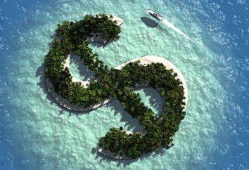 conta offshore – o que é isso?