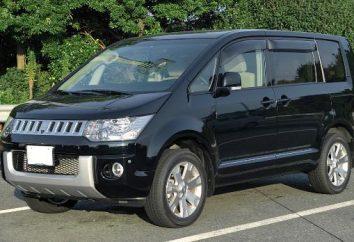 Mitsubishi Delica – minivan z przyzwoitymi funkcjami
