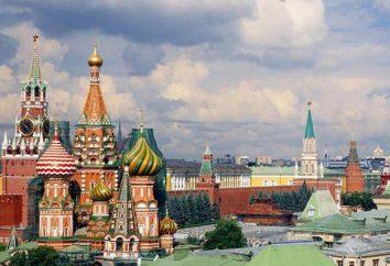Co przyniesie jako dar z Moskwy: ciekawe pomysły, pamiątki i zalecenia