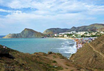 Plaże Ordżonikidze, Krym: zdjęcia i opinie