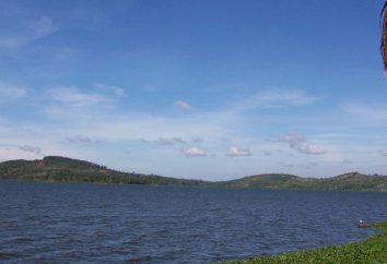 Lagos de África. Grandes lagos de África. El lago más profundo de África