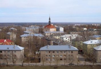 Estnische Stadt Narva: Sehenswürdigkeiten und Sehenswürdigkeiten