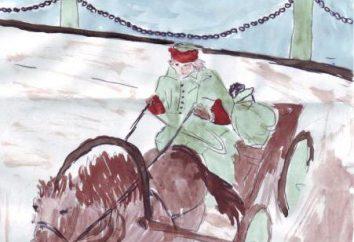 """""""Der Mensch auf der Uhr"""", Leskov. Zusammenfassung Geschichte"""
