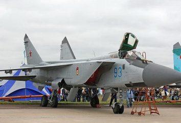MiG-31BM: especificações. MiG-31: o melhor de todos os recursos
