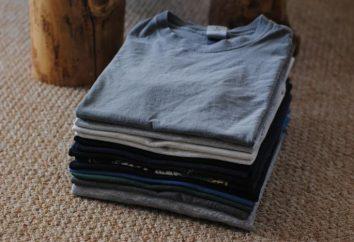 Come piegare una maglietta: metodi semplici