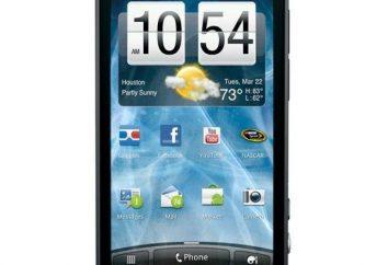 HTC EVO 3D smartphone: especificações, descrição e comentários