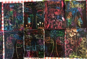 atividade criativa: gravura para as crianças. Visão geral presets e orientações sobre criatividade doméstica nesta técnica