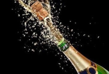Champagne « Bourgeois » – une boisson