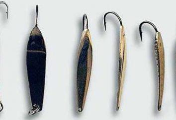 iscas de inverno para poleiro com as mãos. spinners inverno capturabilidade na vara