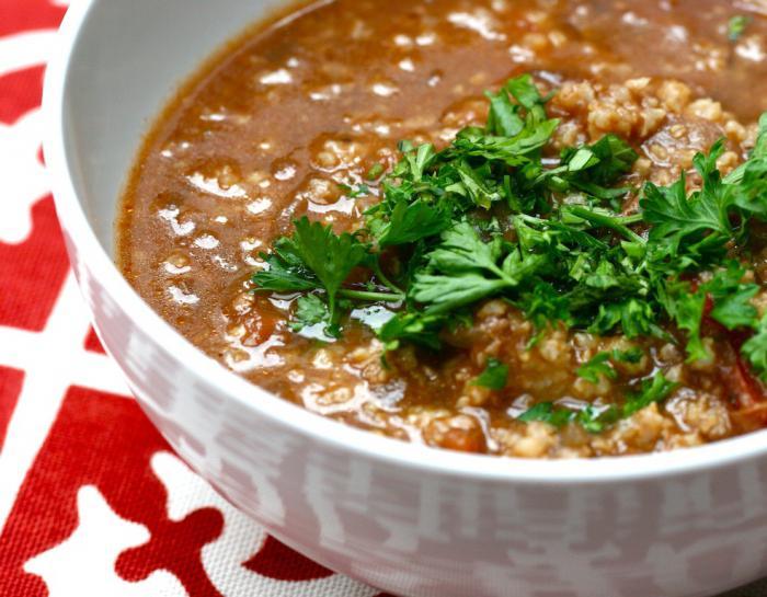 recettes kharcho soupe avec du b uf du poulet et de la g orgie soupe sans t te comment. Black Bedroom Furniture Sets. Home Design Ideas