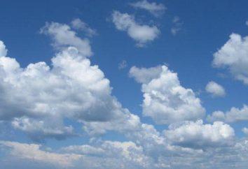 Come per disperdere le nuvole? Le nuvole disperdere pioggia