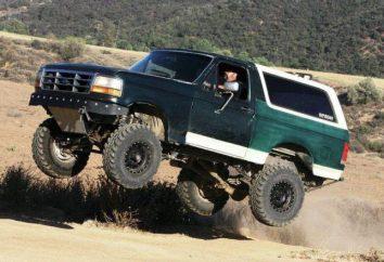 Ford Bronco: opinie, zdjęcia, dane techniczne
