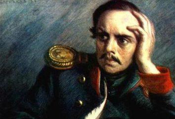 Paysage poésie Lermontov M.Yu .: analyse détaillée de la créativité