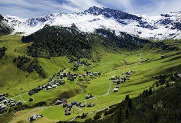 la población de Liechtenstein. ¿Cuántas personas en Liechtenstein? La cultura y las tradiciones de los locales