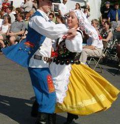 Tanz die Mazurka: Herkunft und Beschreibung